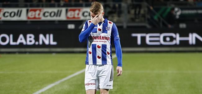 Foto: Larsson reageert: naar Ajax, PSV of Feyenoord?