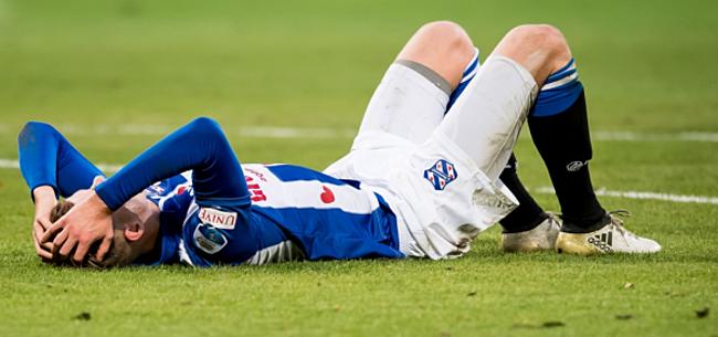 Foto: Larsson-transfer: Heerenveen heeft troef in handen
