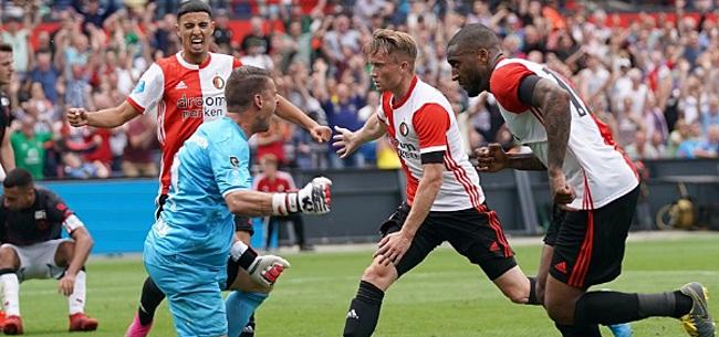 Foto: Perez pakt Larsson hard aan: