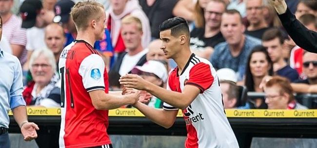 Foto: Feyenoord heeft vaste kracht terug: 'Ben klaar om in de basis te starten'