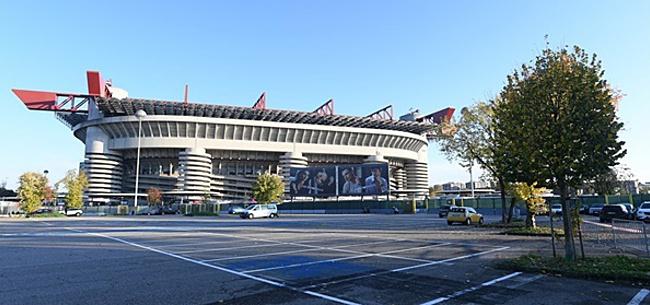 Foto: Inter en AC Milan in gesprek met gemeente omtrent twee stadions