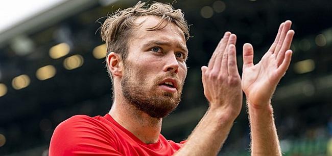 Foto: FC Utrecht wil ook sterkhouder Van der Streek langer binden