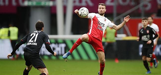 Foto: Comeback levert Utrecht drie punten op tegen Twente