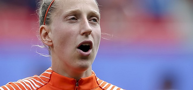 Foto: Oranje-keepster maakt transfer naar Altético Madrid