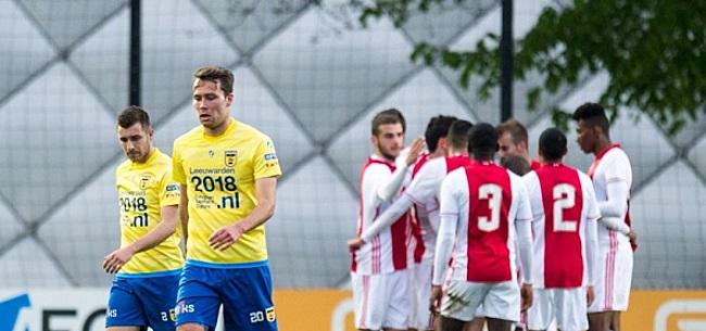 Foto: Eredivisieclubs pikken massaal vertrokken Ajax-talenten op