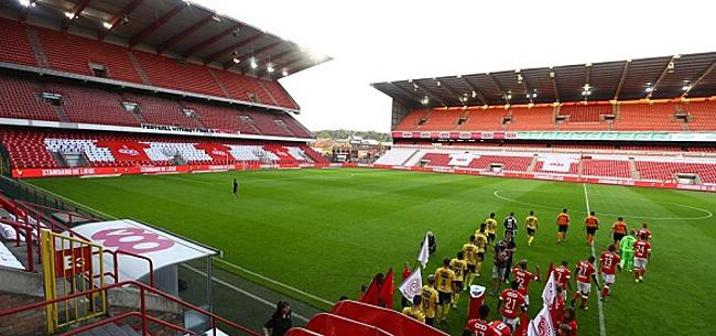 Foto: Standard Luik juicht na tien overtuigende minuten