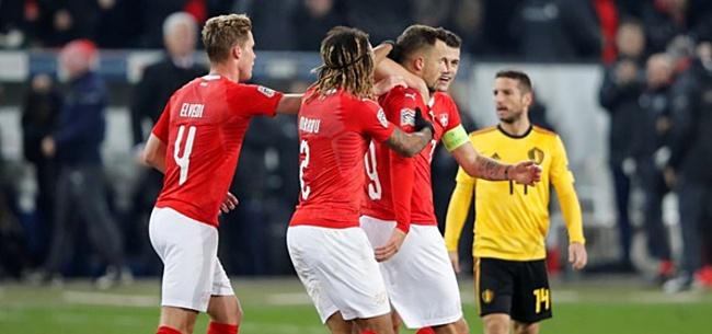 Foto: Ongekend: Seferovic kopt de 5-2 binnen tegen Rode Duivels