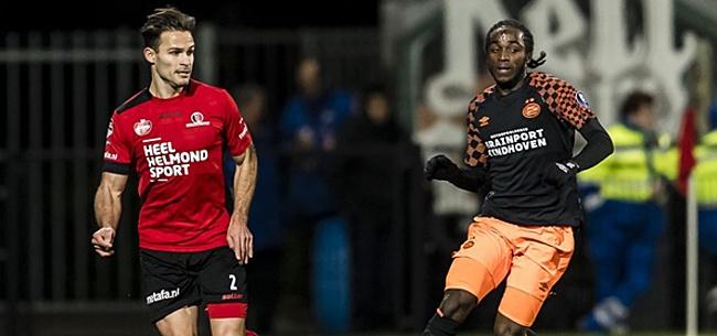 Foto: PSV-speler waarschijnlijk racistisch bejegend, maar géén straf