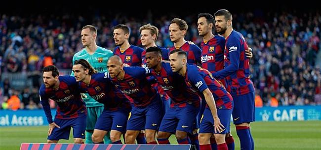 Foto: Ajax krijgt belangrijk transfernieuws van Barcelona