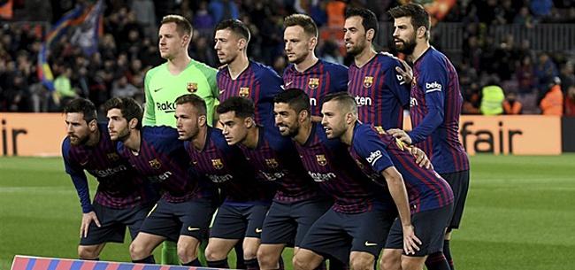 Foto: Levante bevestigt: officiële aanklacht tegen Barcelona