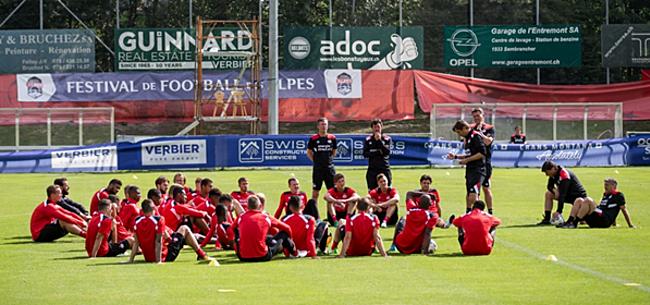 Foto: 'Opstelling PSV: Cocu wijst vervanger Lozano aan'