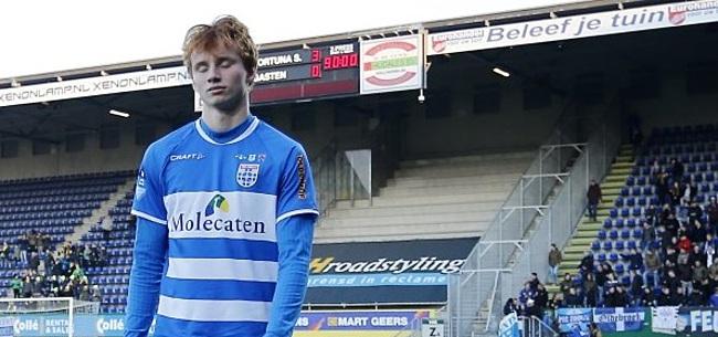 Foto: 'Sepp van den Berg praat met PSV over transfer van 2 miljoen'
