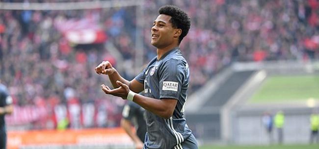 Foto: Duitsland mag Gnabry bedanken: 'Hij is niet te stoppen'