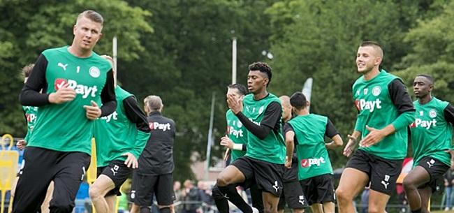 Foto: Italianen laten Groningen stikken: