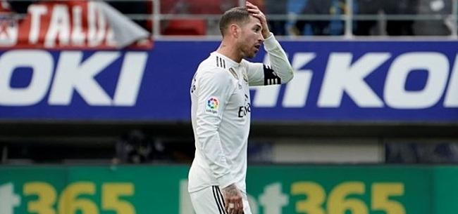 Foto: Real Madrid krijgt ongenadig pak slaag in eigen huis, Kluivert verliest ook