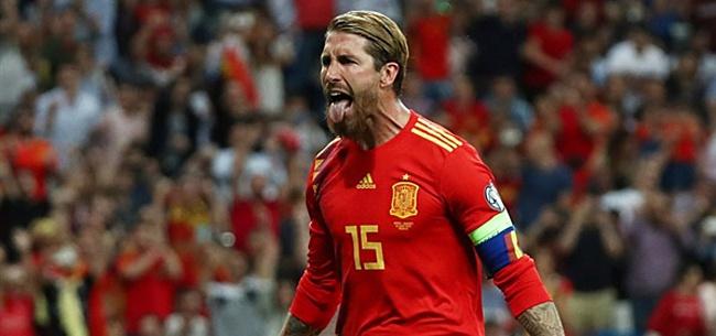 Foto: Ramos weer eens in opspraak: boete van 250.000 euro