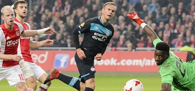 Foto: 'PSV-groepsapp ontploft als Ajax en Feyenoord gekke dingen doen'
