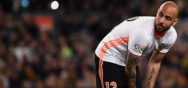 Foto: VIDEO: Spits Zaza zingt mee met Valencia-fans