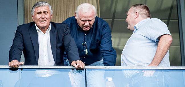 Foto: Swart: dát wil ik horen van Vitesse