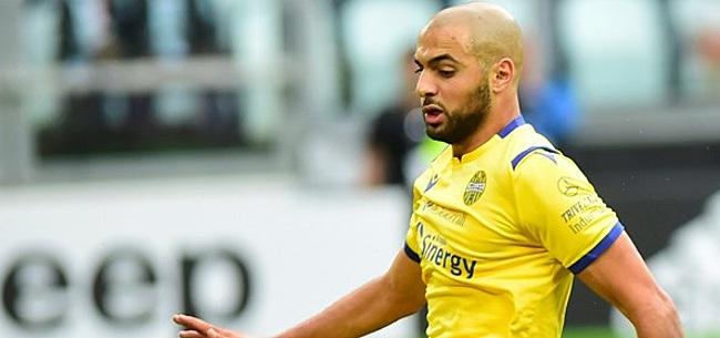 Foto: 'Logisch dat alle Italiaanse topclubs Sofyan Amrabat willen kopen'