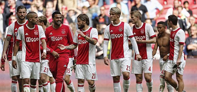 Foto: 'Ajax-doelwit uiterlijk woensdag in Amsterdam'