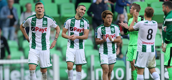 Foto: 'Speler vertelt familie: verveel me bij FC Groningen'