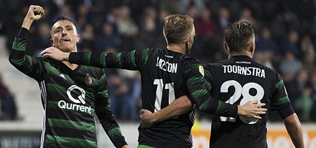 Foto: Fans vrezen: door hém verliest Feyenoord met 8-0