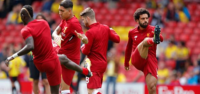 Foto: VIDEO: Liverpool schitterend op voorsprong in CL-kwalificatie