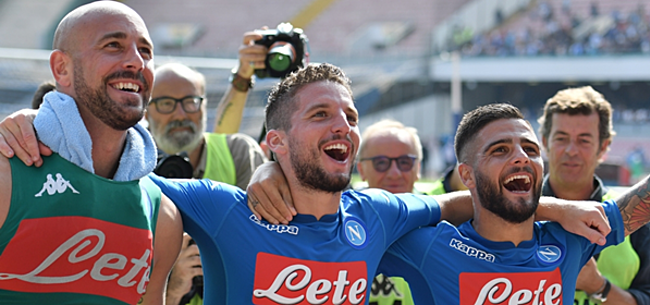 Foto: 'Napoli speelt het beste voetbal van Europa'