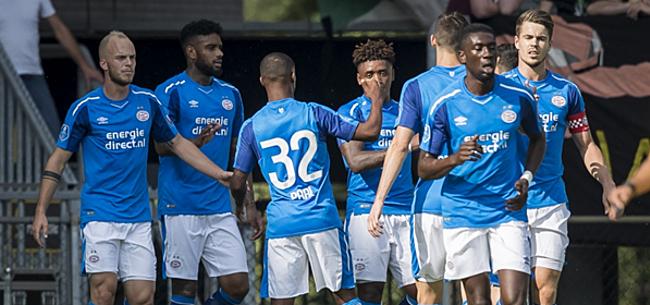 Foto: PSV'er verbaast met negatieve houding: hoop misbaar