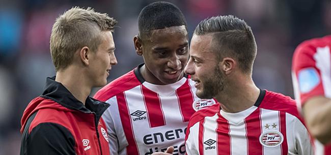 Foto: 'Engelsen staan in de rij voor PSV-talent'