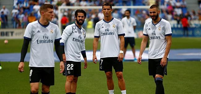 Foto: 'Real Madrid: Ajacied grote favoriet voor vacature'