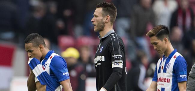 Foto: 'Heerenveen en Belgen strijden om Poolse linksback'