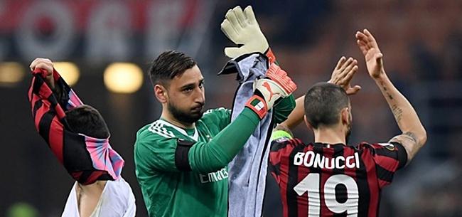 Foto: 'Wanbeleid komt AC Milan héél duur te staan'