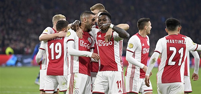 Foto: 'Ten Hag heeft een serieus probleem bij Ajax'