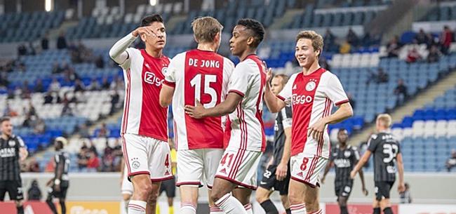Foto: Ajax krijgt te maken met tegenvaller op transfermarkt