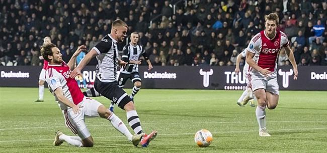 Foto: 'Ajax-spelers niet blij met torenhoge salaris van falende teamgenoot'