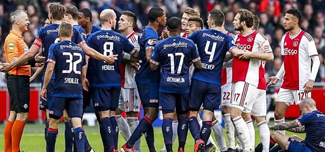 Foto: 'Nederlandse voetbalbobo's praten in diepste geheim over nieuwe opzet'