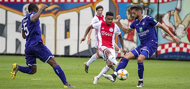 Foto: 'Talentvolle middenvelder verkiest Anderlecht boven Ajax en Barcelona'