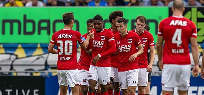 Foto: AZ slaat slag en contracteert Noors talent voor vijf jaar