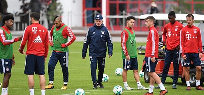 Foto: Bayern loopt blauwtje bij Marseille-uitblinker