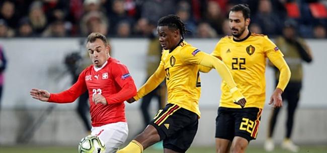 Foto: Belgische voetbalfans halen keihard uit: 'Dit kan écht niet'