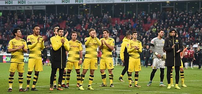 Foto: 'Borussia Dortmund presenteert snel nieuwe oefenmeester'