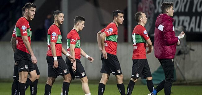 Foto: Officieel: Demouge keert terug bij NEC Nijmegen