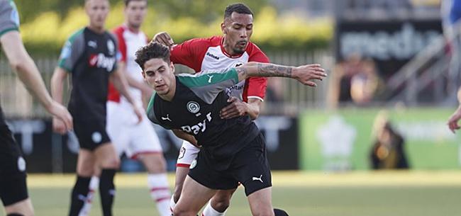 Foto: FC Groningen verliest, maar maakt toch nog kans op Europees voetbal