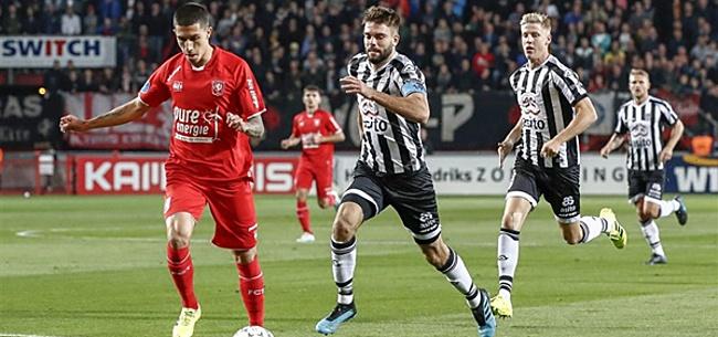 Foto: Kijkers Twente-Heracles onder de indruk: 'Dit is fantastisch'