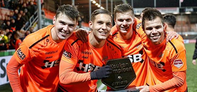 Foto: FC Volendam versterkt zich met multifunctionele aanvaller