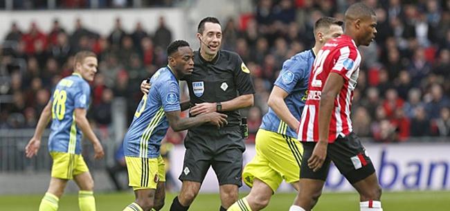 Foto: 'Vaste verandering in Feyenoord-basis na topper tegen PSV'