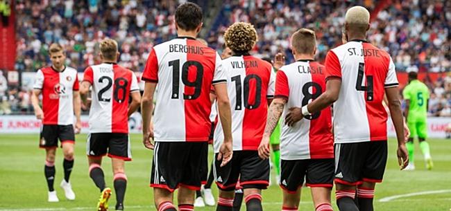 Foto: Feyenoord kan in ieder geval één topspeler naar De Kuip halen