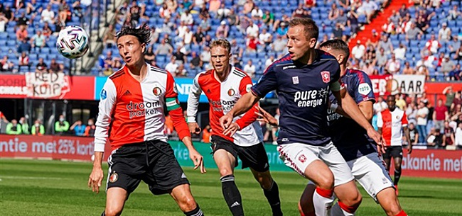 Foto: Feyenoord enorm gematst door arbitrage: